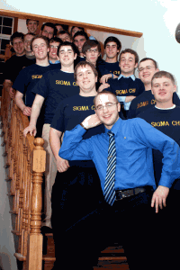 2011 Pledges and Magister Brother Dan Smith